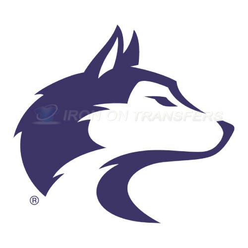 Washington Huskies Logo T-shirts Iron On Transfers N6886